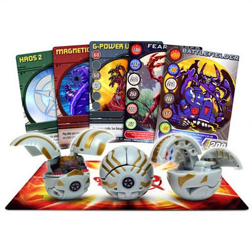 Bakugan Battle Brawlers Starter Pack