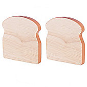 Bigjigs Toys Toast (Pack of 2)