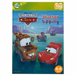 LeapFrog Tag Cars Activity Storybook