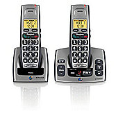 BT Freestyle 750 cordless Telephone - Set of 2