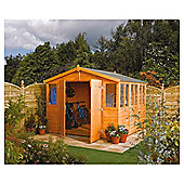 Rowlinson Premier Shiplap 9 x 9 Apex Workshop