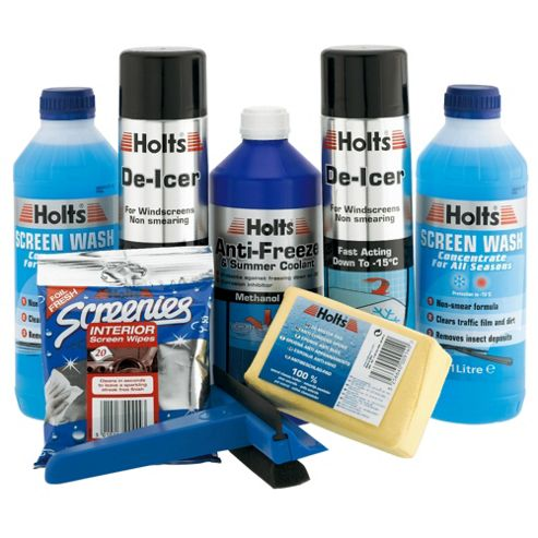 Holts Winter Motoring Pack
