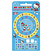 Hello Kitty Tell The Time Magnets