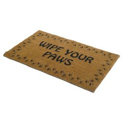 Tesco wipe your paws mat 45x75cm