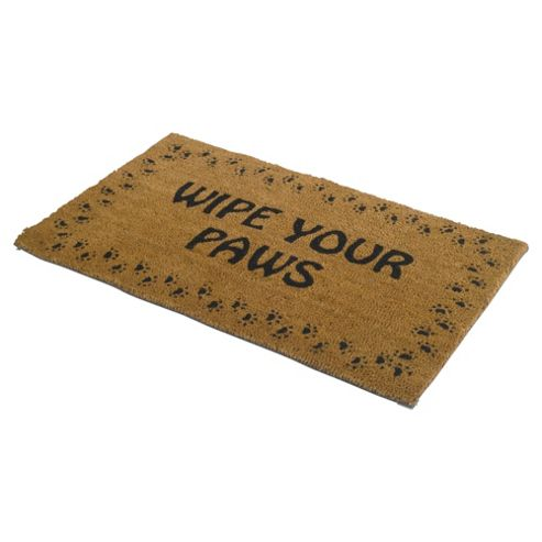 Buy Tesco Wipe Your Paws Mat 45x75cm From Our Rugs Door