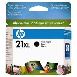 HP 21 XL Printer Ink Cartridge - Black (C9351CE)