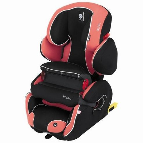 Kiddy Guardianfix Pro 2 Car Seat (Cranberry)