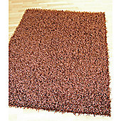 Origin Red Haven Chocolate Rug - 150cm x 90cm