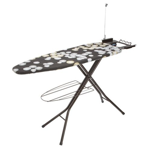 buy tesco extra large ironing board from our ironing. Black Bedroom Furniture Sets. Home Design Ideas