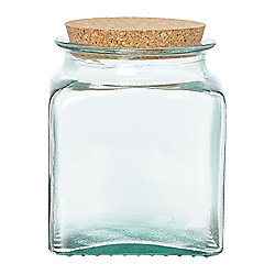 Linea Recycled Storage Jar Large