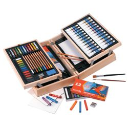Reeves Watercolour Art Chest