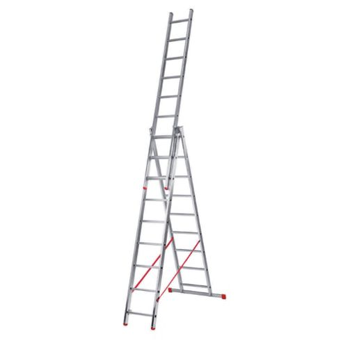 Abru Professional 23m Triple Combination Ladder