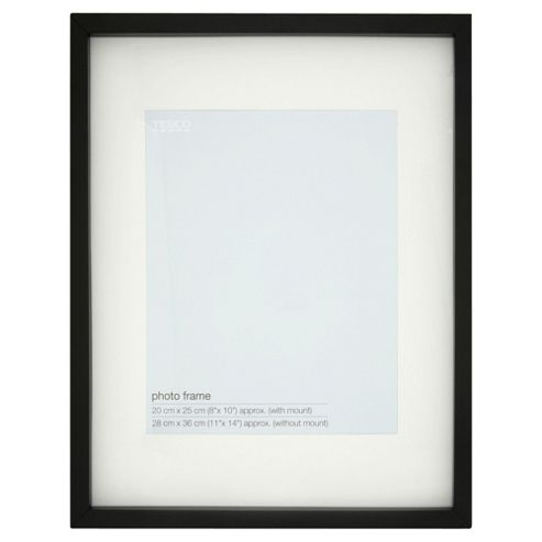 Tesco Black Frame 11