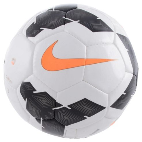 Nike Club Team Football White / Black / Orange