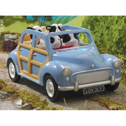 Sylvanian Families - Family Car Blue