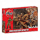 WWII Russian Infantry (A02704) 1:32