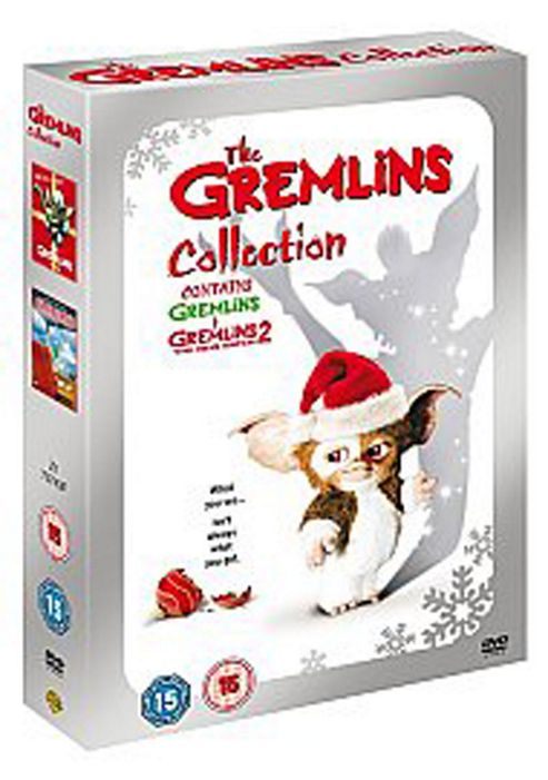 Gremlins/Gremlins 2 - The New Batch (DVD Boxset)