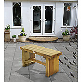 Timberdale Double Sleeper Bench 0.9m