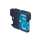 Brother LC-1100C printer ink cartridge - Cyan