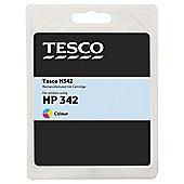 Tesco H210 Colour Printer Ink Cartridge (Compatible with printers using HP 342 Cartridge)