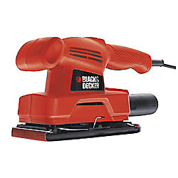 BLACK+DECKER 135W 1/3 Sheet Sander KA300