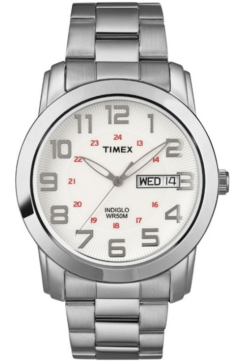 Timex Gents Analogue Bracelet Watch T2N437