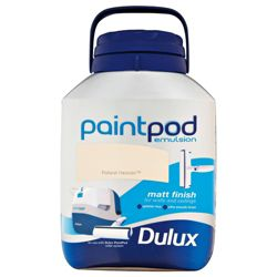 Dulux Paintpod Matt Natural Hessian 5L