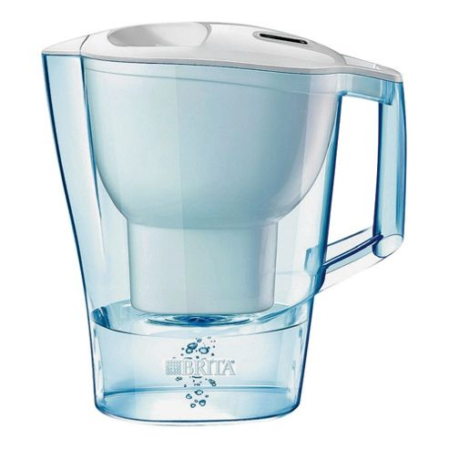 Brita Aluna Xl White Water Filter Jug