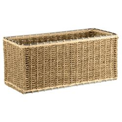 Seagrass Cd Box, Natural