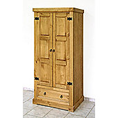 Home Essence Windmill 1 Drawer Wardrobe
