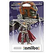 amiibo Smash Character Ganondorf