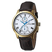 Thomas Earnshaw Cornwall Mens Date Display Watch - ES-8002-02