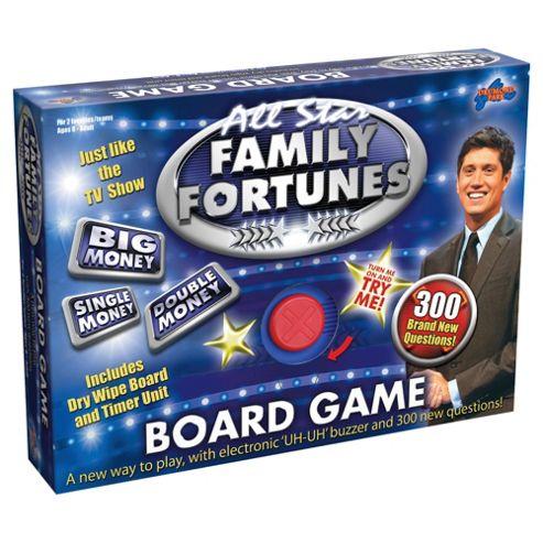free printable family fortunes quiz