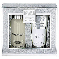 Baylis & Harding Jojoba, Silk & Almond Oil Small 2 Piece Gift Set