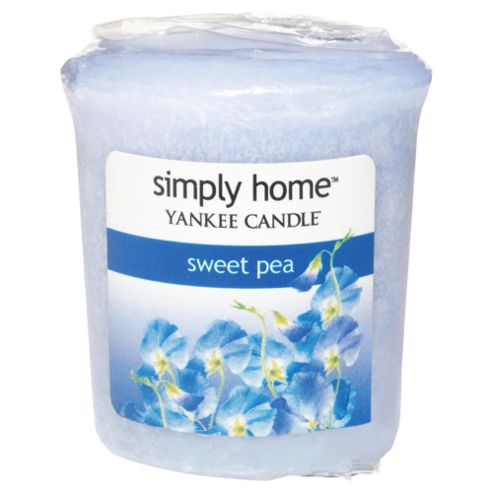 Yankee Candle Votive Sweet Pea