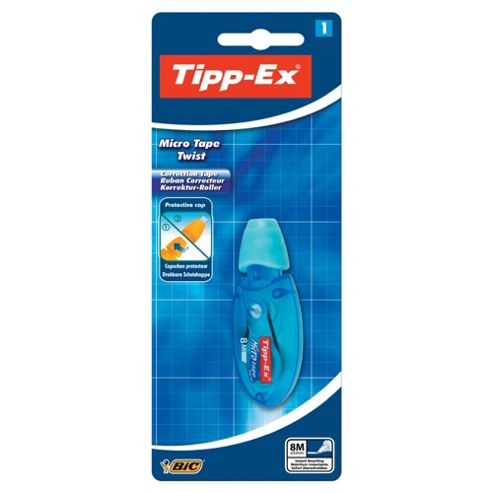 Bic Tipp-Ex Micro Tape Twist, 5mm x 8m
