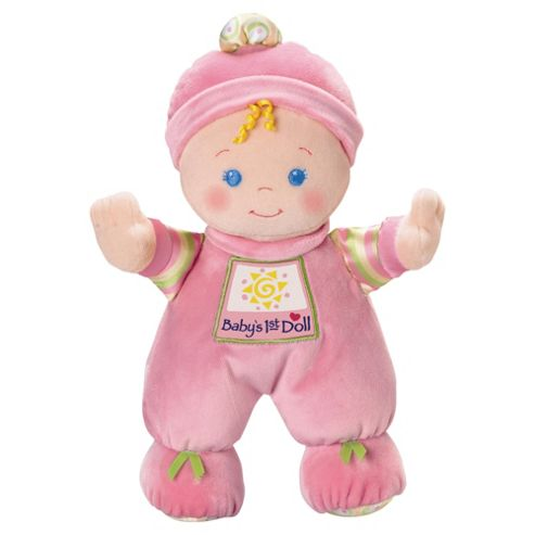 Fisher-Price My First Pink Doll