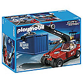 Playmobil Cargo Transporter with Container