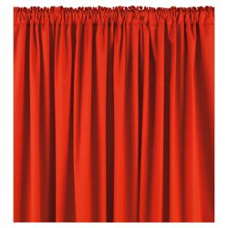 Tesco Kids Curtains, Red