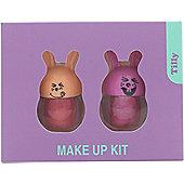 Tilly Rabbit Make Up Kit - Lip Gloss Set 2 x 7ml