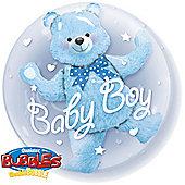 24' Baby Blue Bear (each)