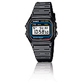 Casio Black Retro Digital Watch