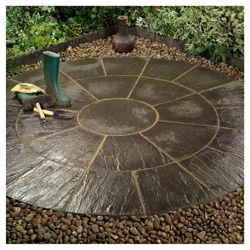 Oxford Cornish Slate Circle Kit