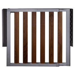 Lindam Numi Extending Wooden Safety Gate