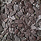 Plum Slate 40mm Decorative Stone