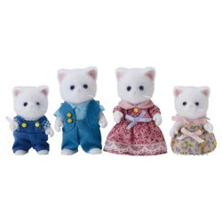 Sylvanian Families Persian Cat Family
