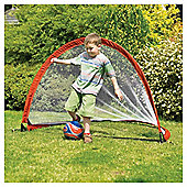 TP Toys Spring-Up Fold Away Kid's Football Goal