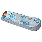 Blue Swirl Junior Ready Bed