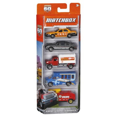 Matchbox Cars 5 Pack