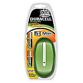 Duracell AA/AAA Mini Battery Charger